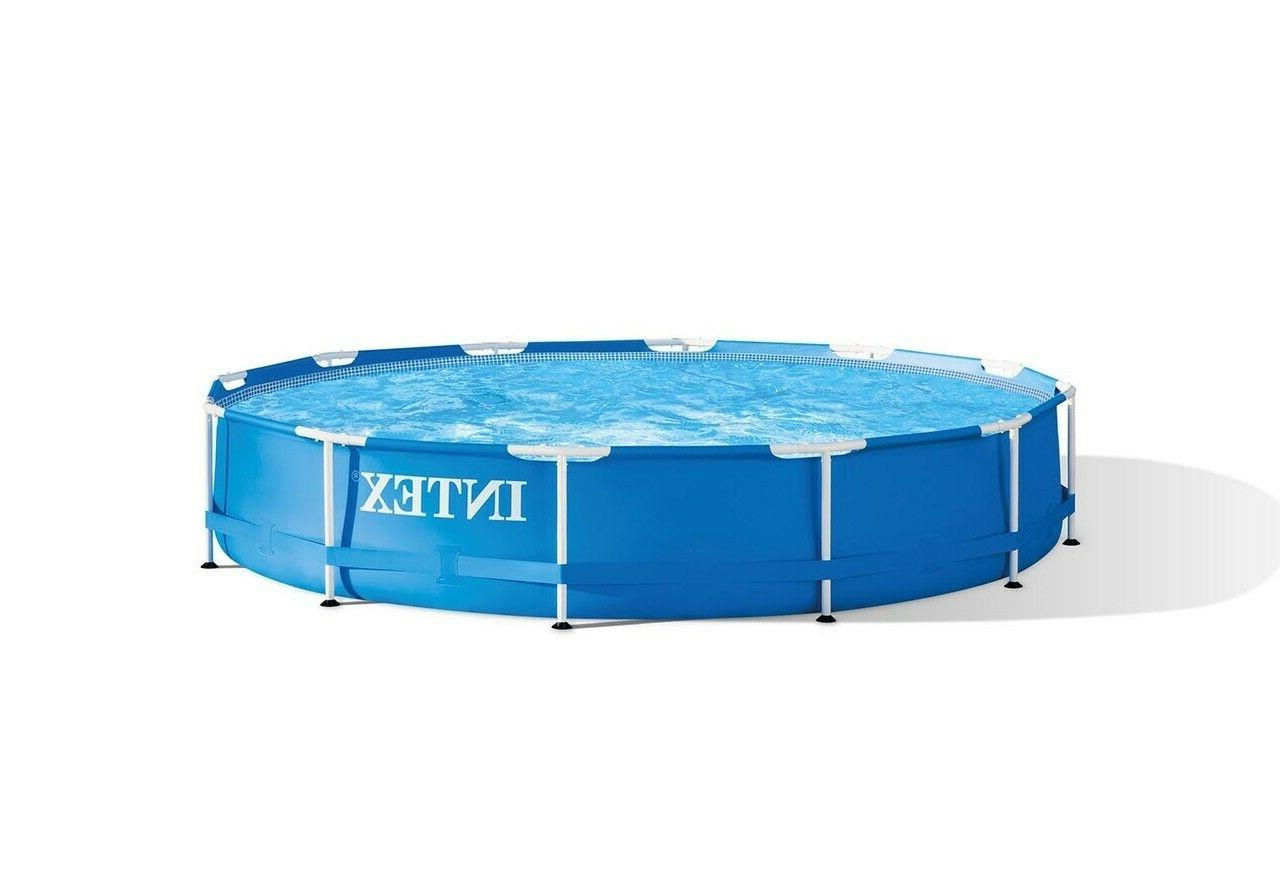 *FREE SHIP* x 30in Above Pool with Filter