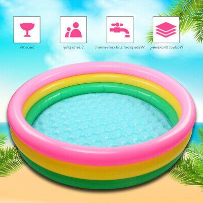 120/150 Children's Inflatable Swimming Pool Baby