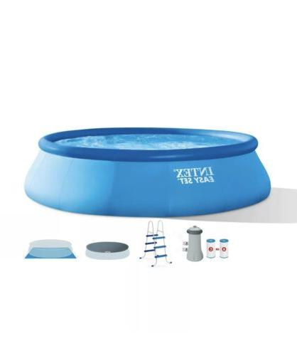 15 x42 inflatable easy set above ground