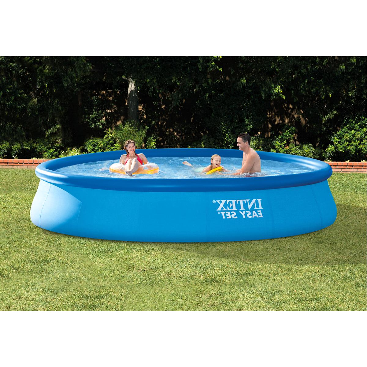 15ft x 33 easy set inflatable pool