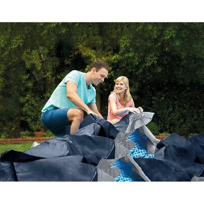 Easy Set Inflatable Ground