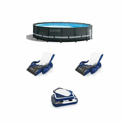 26325eh above ground swimming pool w pump