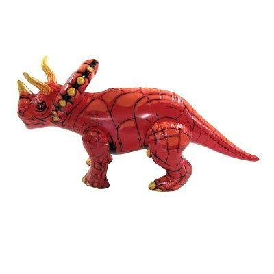 """28"""" Inflatable Pool Dinosaur Water Blow Party Toy Floatie"""