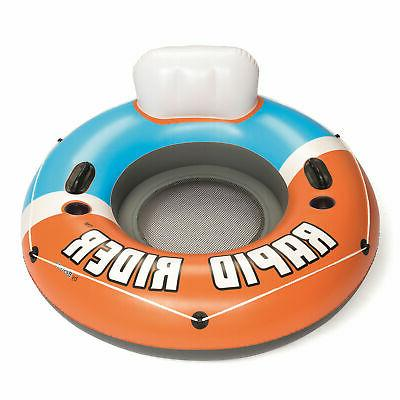 Bestway Rider Pool Tube Float, Orange