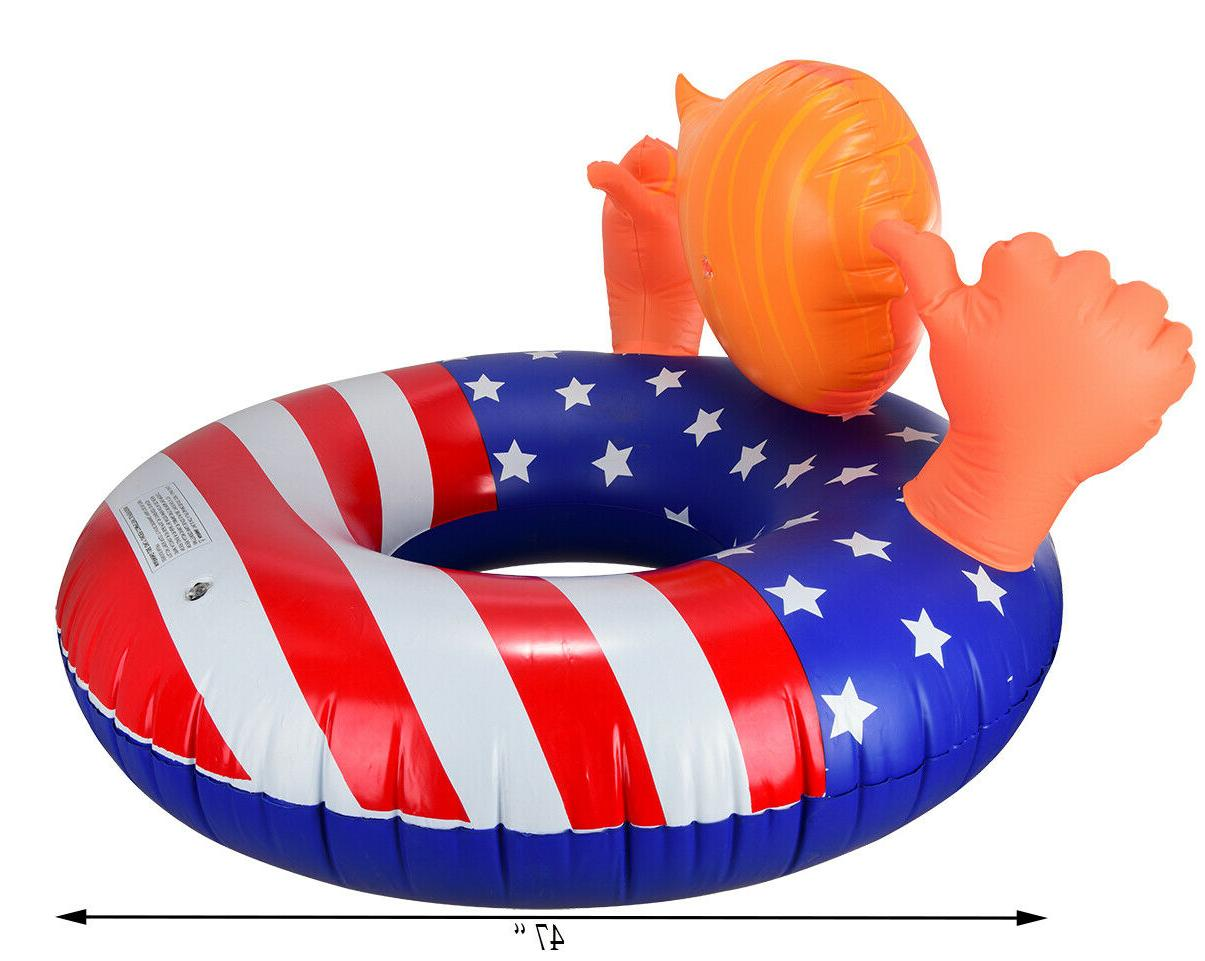 "47"" Fun Swimming Floats For Party Gag Gift"