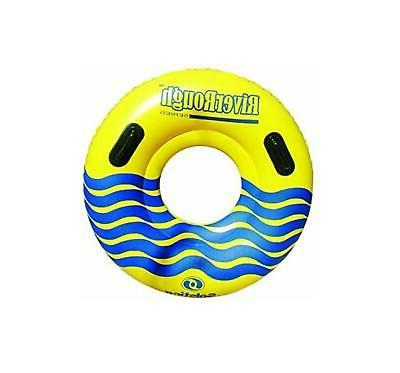 48 solstice river rough inflatable pool ring