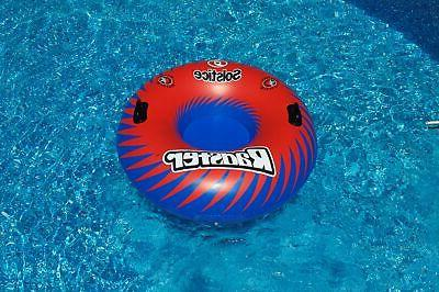 48in solstice tubester inflatable sporttube pool or