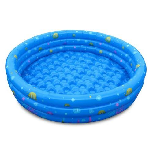 "51"" Swimming Kids Swim Fun Play Family 3 Kids"