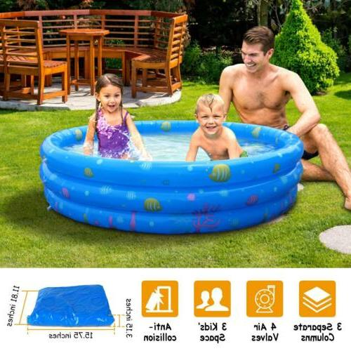 51 inflatable swimming pool garden outdoor family