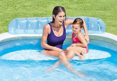 Intex Swim Center Inflatable Lounge Pool, 88in x 30in Ages