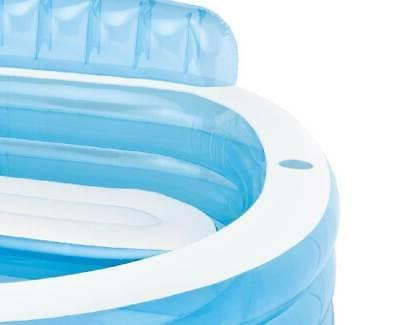 Intex Inflatable Family Lounge 88in x 30in for Ages