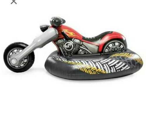 Intex Cruiser Motorcycle Inflatable Toy for Ages 3+!