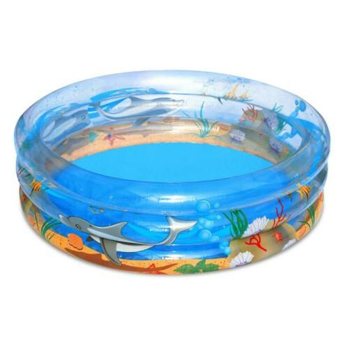 59 Inch Round Swimming Play Fun For Outdoor