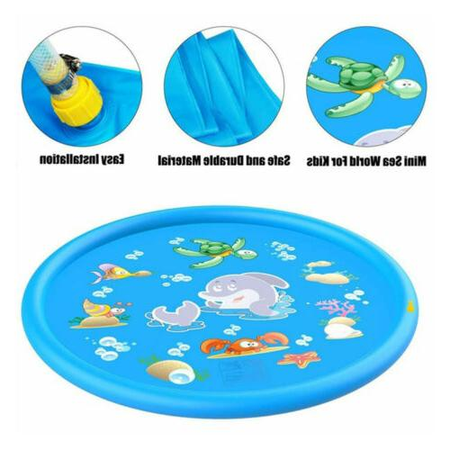 """66.9"""" Water Mat Outdoor Pool Beach Play Toy"""