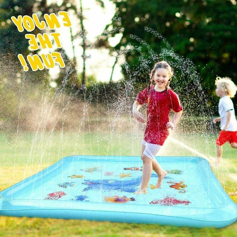 "Betheaces 67"" Toy Sprinkler Water Inflatable"