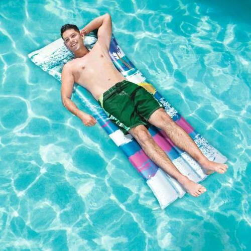 Air Float Swimming Party Comfortable Guest Bed