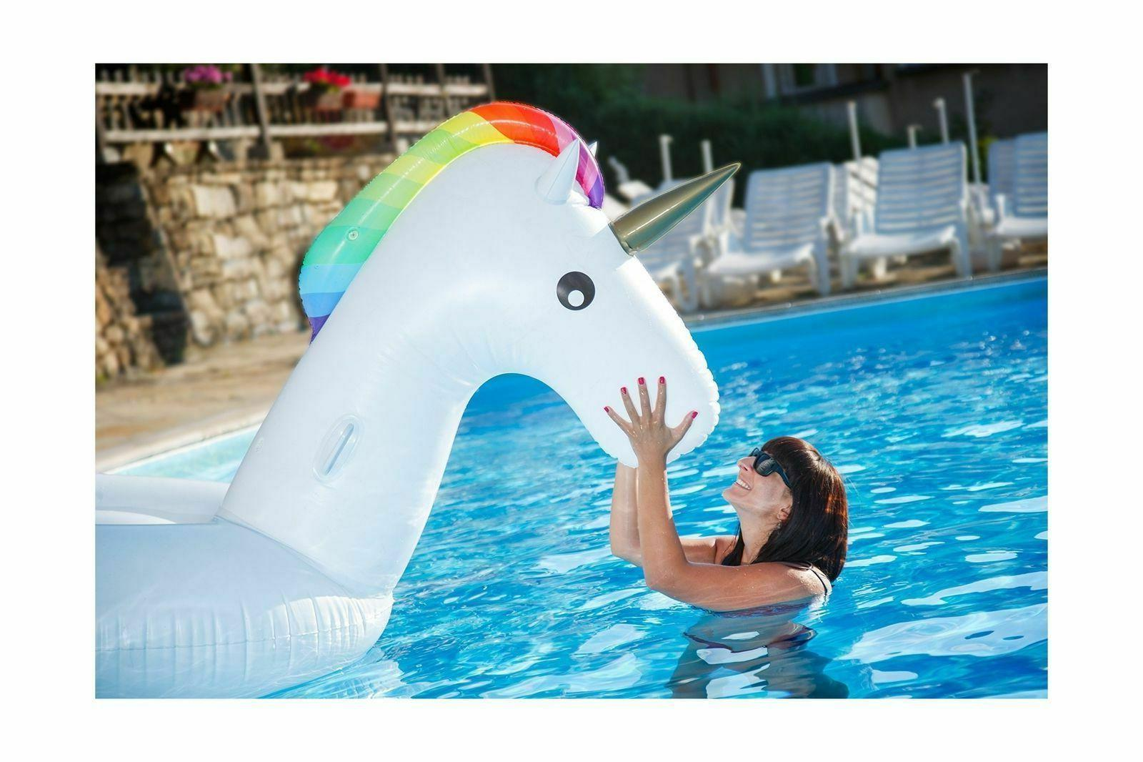 75'' Giant Inflatable Pools Rafts