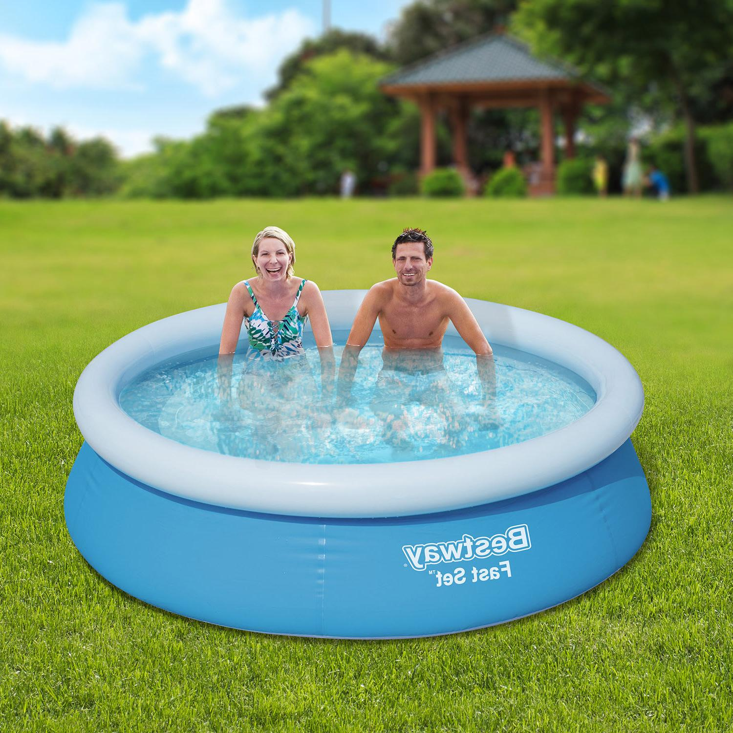 78''x20'' Above Ground Water Play Swimming Pool