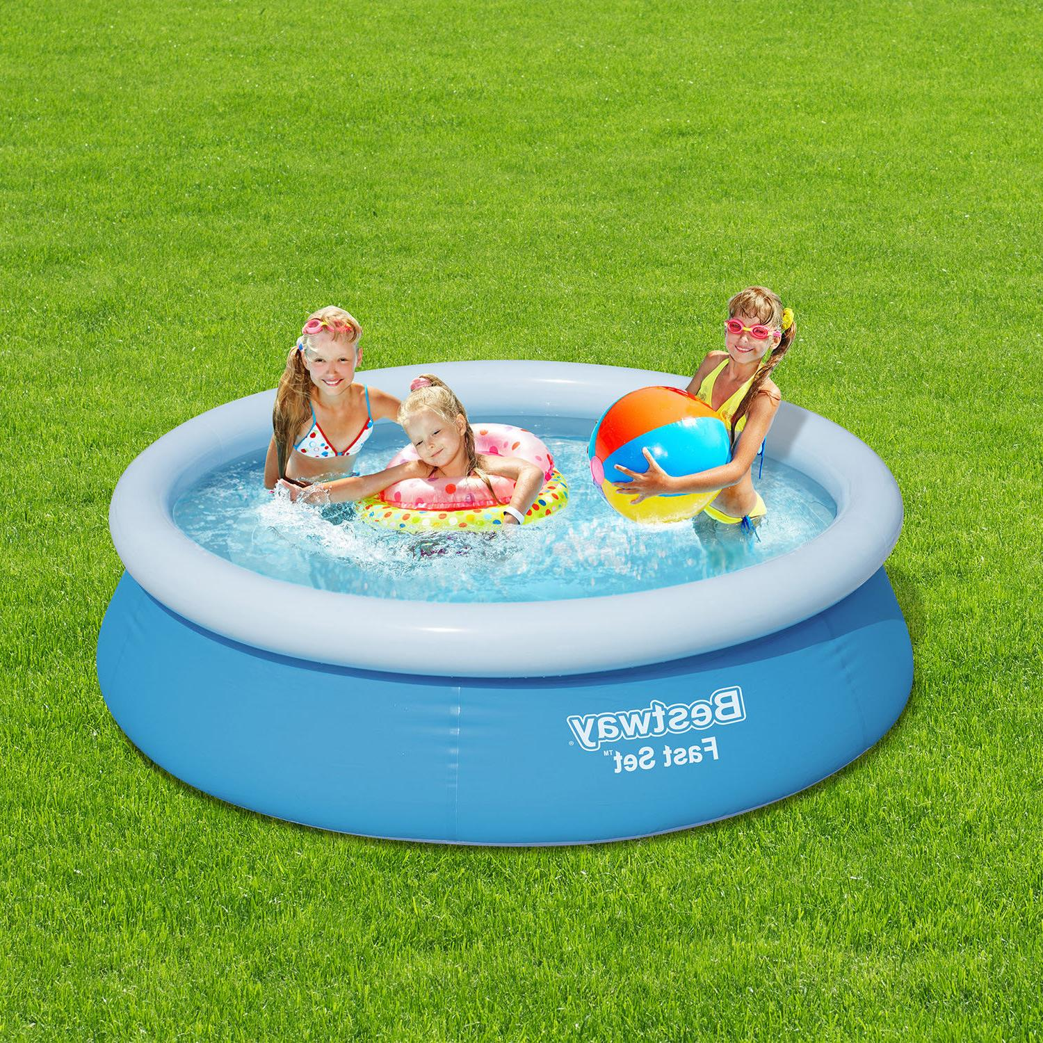 78''x20'' Easy Set Ground Inflatable Water Swimming Pool