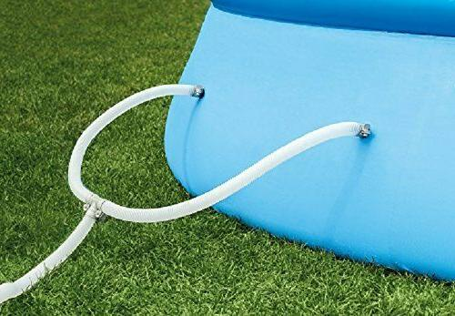 Intex 8ft X Easy Set Pool with filter pump