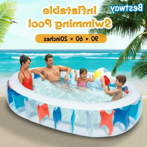 90 60 20 inflatable swimming pool blow