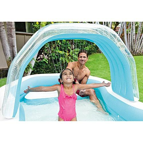"""Intex Family Center 122"""" 74"""" 51"""", Ages 3+"""