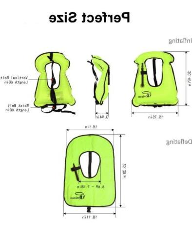 Vest Portable Life for Safety