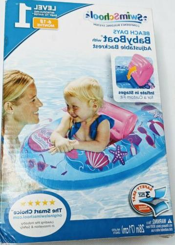 baby boat inflatable 6 18 m adjust