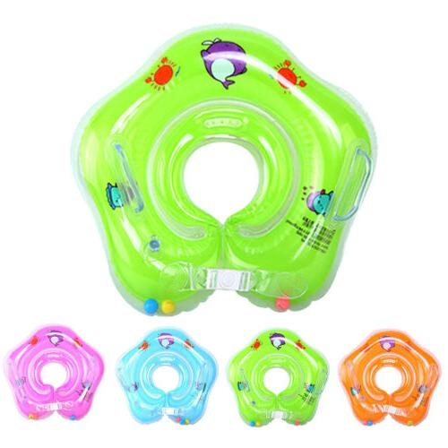 baby infant swimming pool bath neck floating
