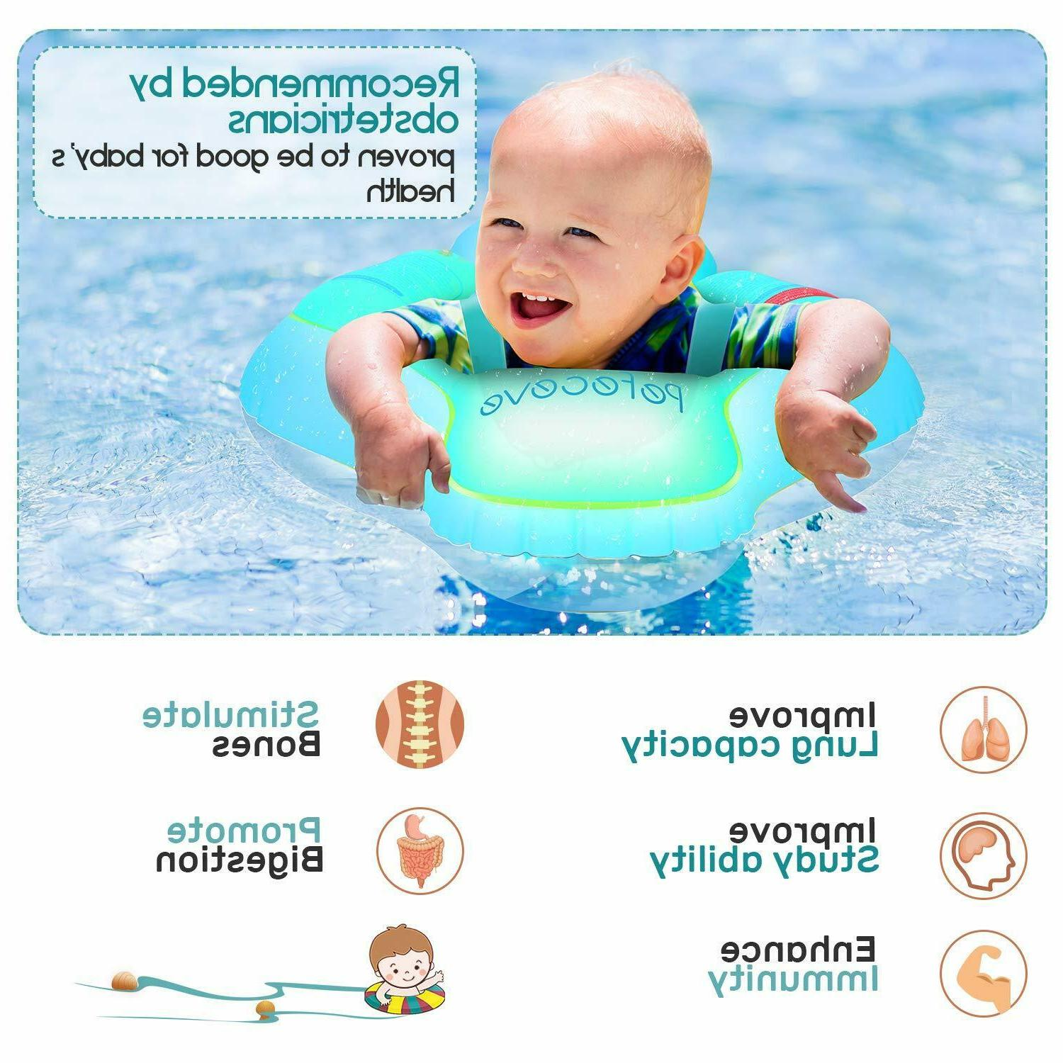 Baby Float Leakproof Infants Pool Trainer