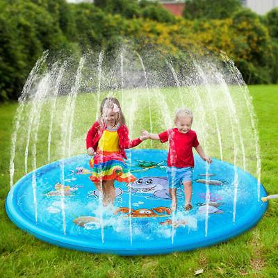 Baby Spray Splash Pad Lawn Toy