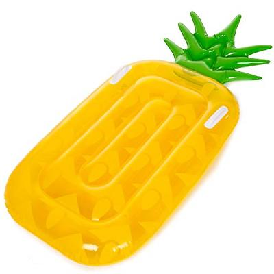 best 58 inflatable pineapple pool float fun