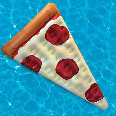 bigmouth giant pizza slice inflatable swimming pool