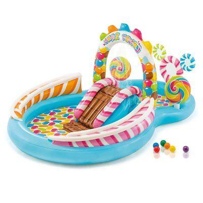 """Intex Candy Zone Inflatable Play Center, 75"""" Ages 2+"""