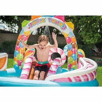 """Intex Candy Zone Play Center, 75"""" Ages"""