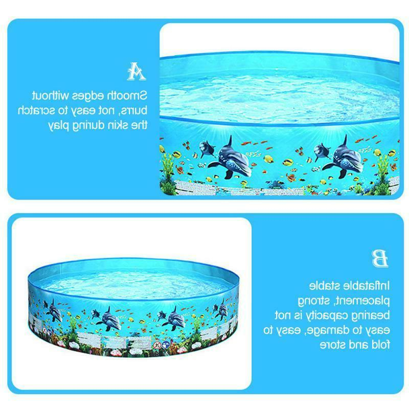 Children inflatable Swimming Large Outdoor Play Pool