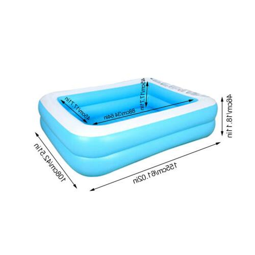 Children inflatable Swimming Lounge Play Ground