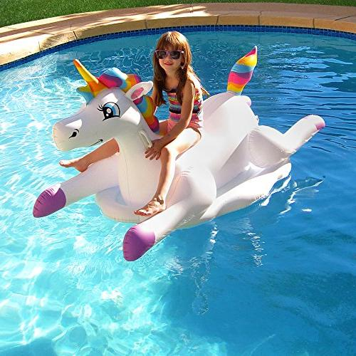 Cloud Rider Inflatable Ride-On