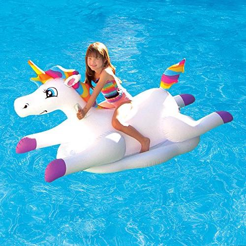Cloud Inflatable Ride-On