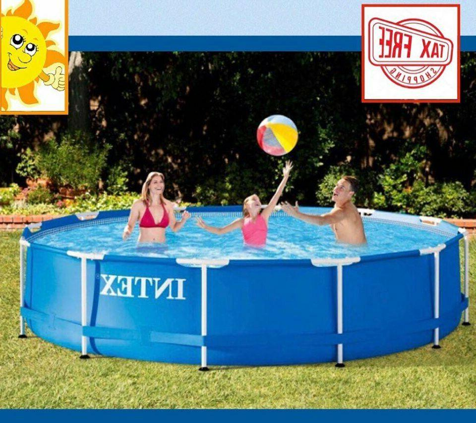 deluxe play center water metal frame above