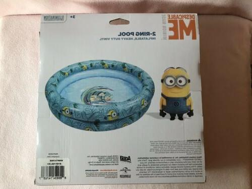 "Despicable Minions Pool 36"" Leisure BRAND NEW"