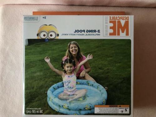 despicable me minions inflatable pool 36 brand