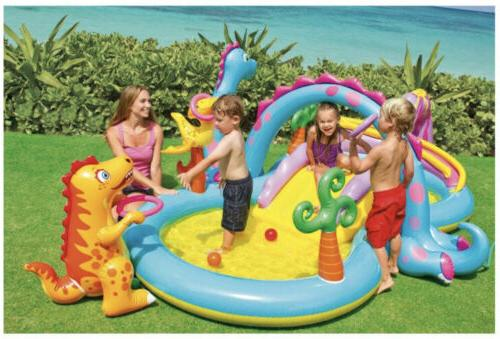 Intex Inflatable Swim Large Backyard