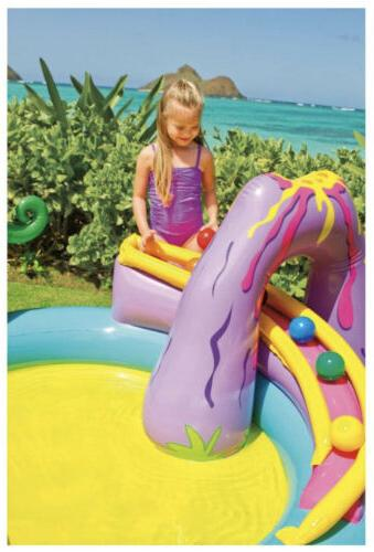 Intex Dinoland Large Pool
