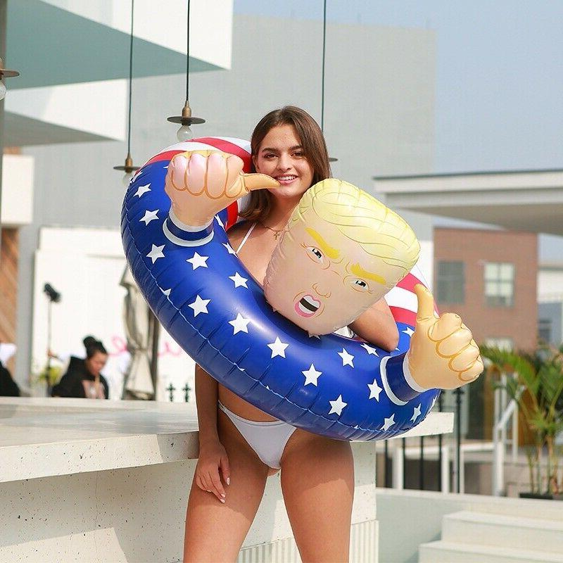 Donald Trump Floats Fun Float Party Toy