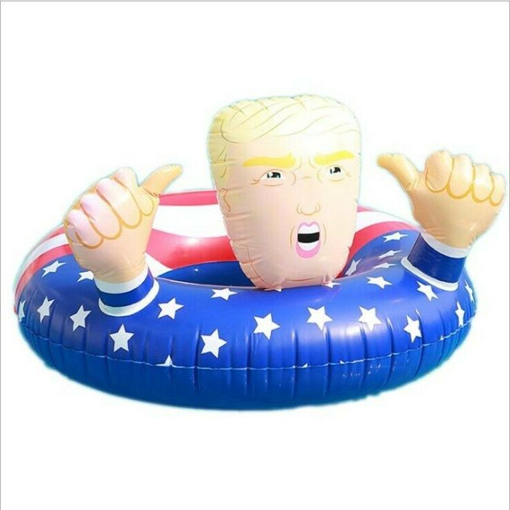 Donald Swimming Floats Fun Inflatable Pool Raft Float Party Toy