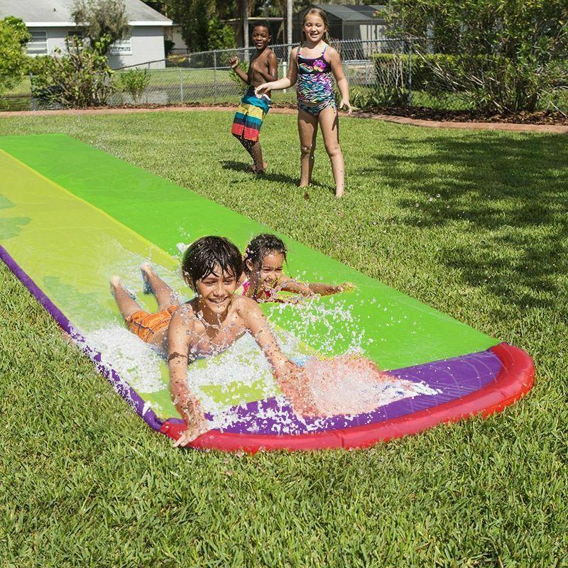 Water Double Kids Outdoor Giant Toys