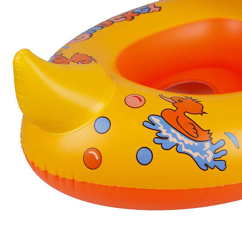 Duck Float Baby Toddler Swimming Swim Seat RingJKUS