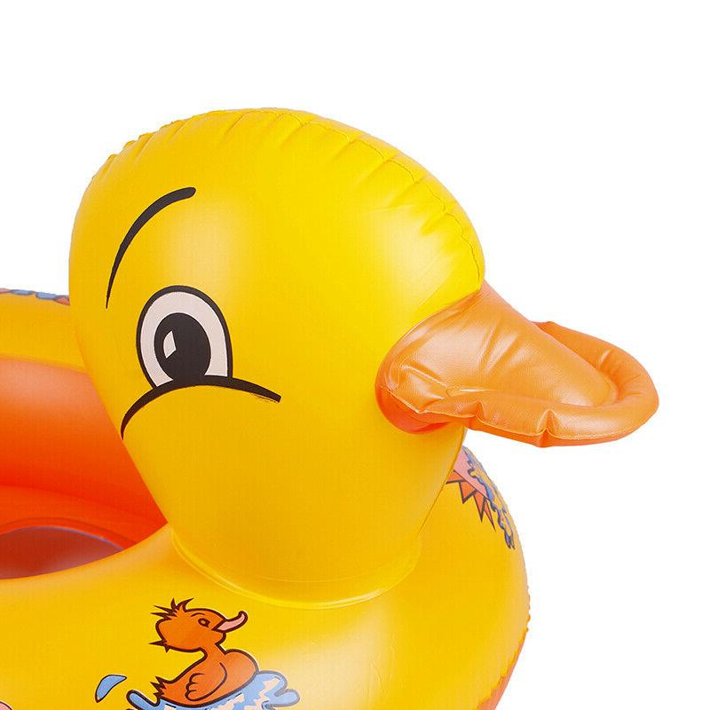 Duck Float Kids Baby Toddler Swim Seat Pool Animal RingJKUS
