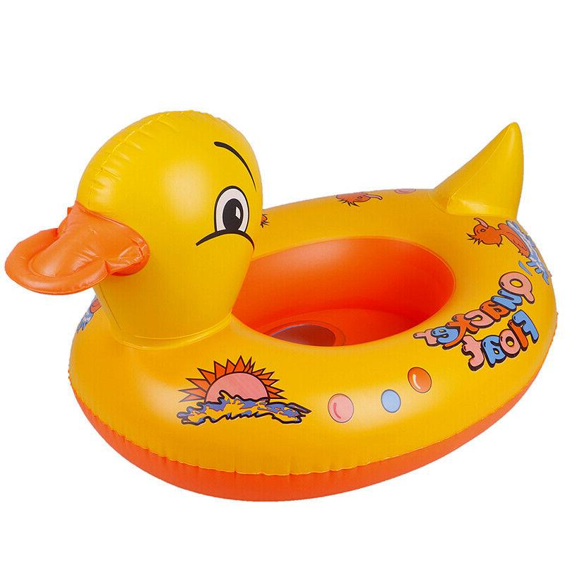 Duck Float Kids Baby Toddler Seat Pool